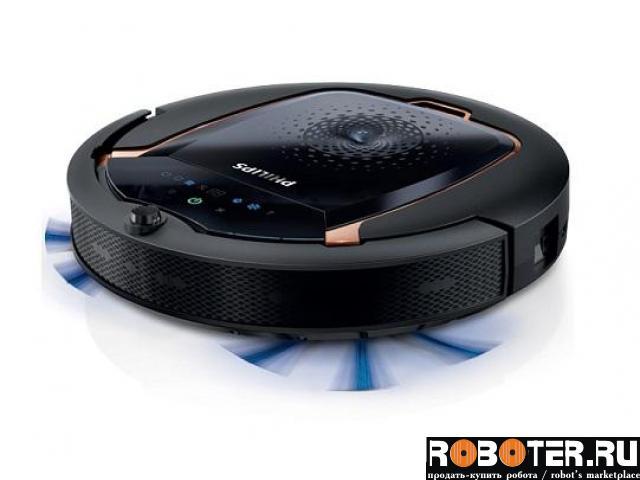 Робот-пылесос Philips FC8710/01