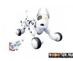 Робот щенок