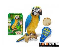 Робот попугай Умный Кеша