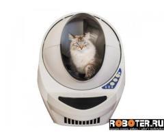 Робот- туалет Litter Robot III Open Air для кошек