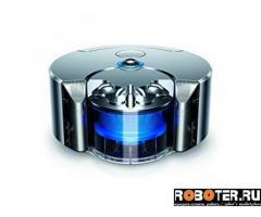 Робот пылесос dayson 360 eye новый