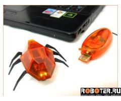 Робот мини-жук с инфракрасным управлением