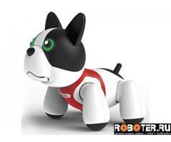 Интерактивная собака робот Duke новая