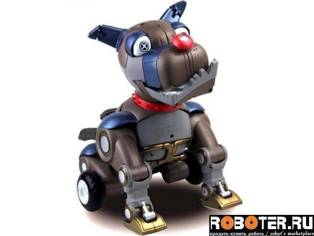 Собака-робот Рекс