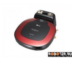 Робот пылесос LG VR63406lv