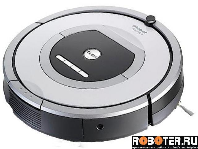 Робот пылесос Irobot Roomba 776р, пульт, 2 виртуал