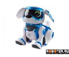 Робот собака Teksta