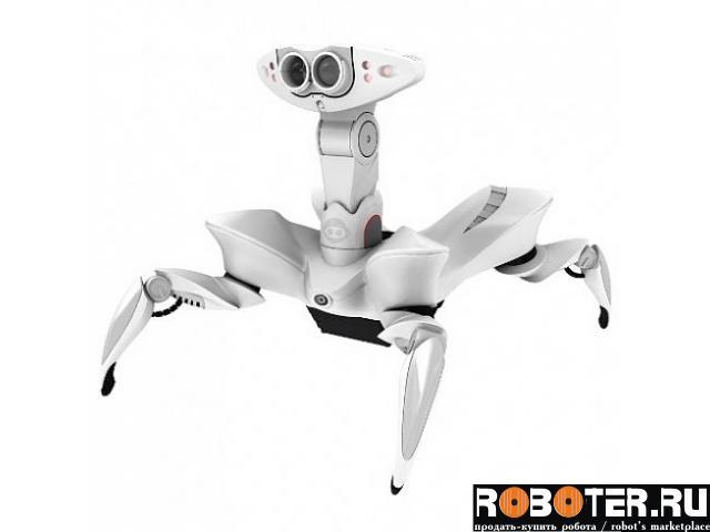 Робот-краб WowWee Roboquad
