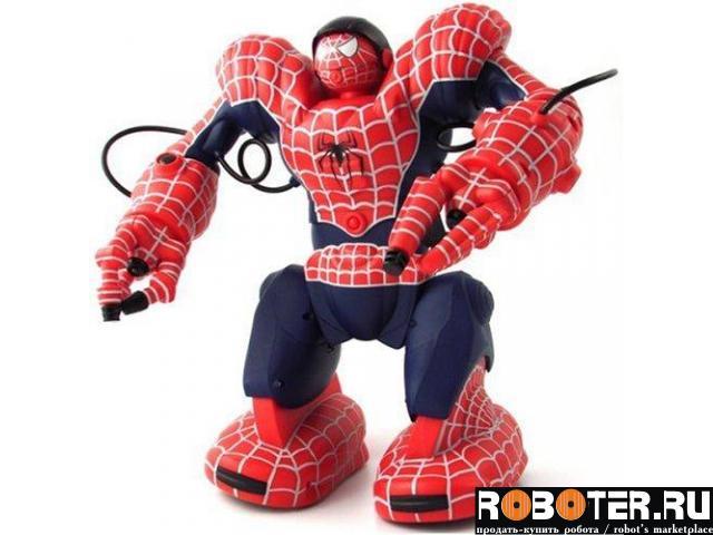 Робот Человек-паук WowWee Spidersapien