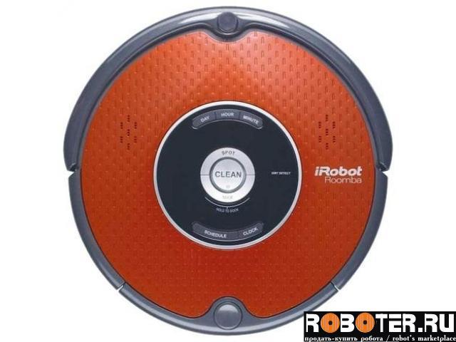 Робот пылесос iRobot roomba 625 Pro