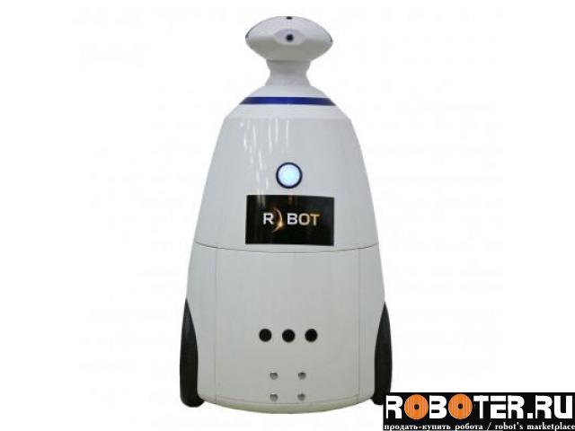 Робот промоутер R.BOT-100 белый