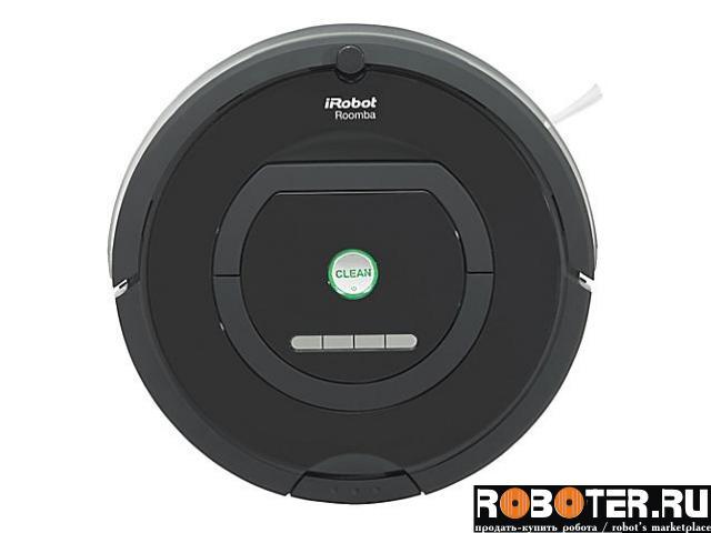Робот-пылесос irobot romba