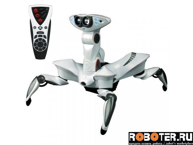 Робот Краб Roboquad WowWee
