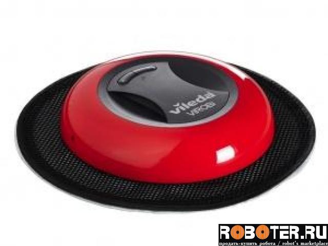 Робот-полотёр virobi (robotic mop)
