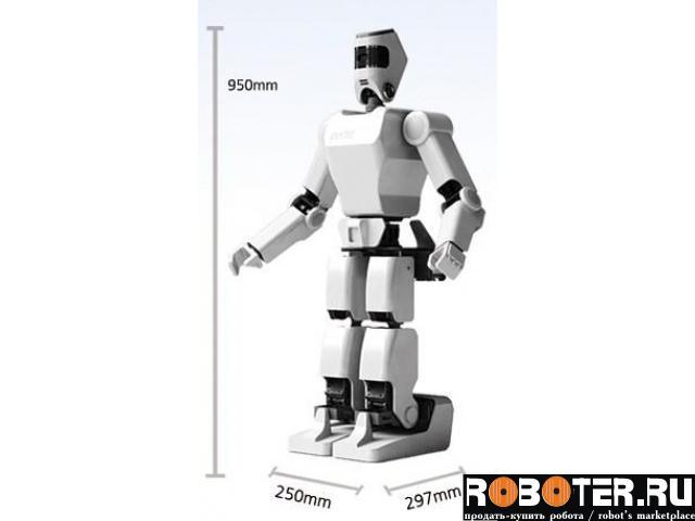 RQ-TITAN Многоцелевой робот гуманоид